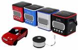 Колонки с MP3 плеър