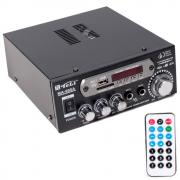 Аудио Усилвател MA-005A, USB SD card player, FM радио, 2x30W